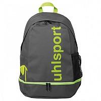 [해외]UHLSPORT Essential With Bottom Compartment Anthracite / Fluo Green