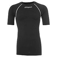 [해외]UHLSPORT Distinction Pro Thermo Shirt Ss Black
