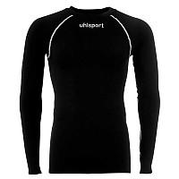 [해외]UHLSPORT Distinction Pro Thermo Shirt Ls Black