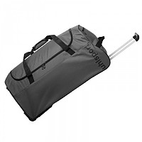 [해외]UHLSPORT Essential 2.0 Travel Trolley L Anthracite / Black