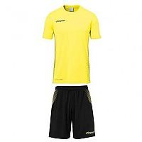 [해외]UHLSPORT Score Kit S/S Fluo Yellow / Black