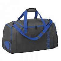 [해외]UHLSPORT Essential 2.0 Sports L 75L Anthracite / Azure Blue
