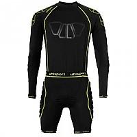 [해외]UHLSPORT Bionikframe Bodysuit Black / Fluo Yellow