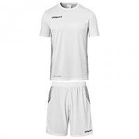 [해외]UHLSPORT Score Kit S/S White / Black