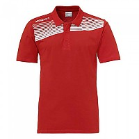 [해외]UHLSPORT Liga 2.0 Polo Shirt Red / White