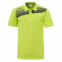 [해외]UHLSPORT Liga 2.0 Polo Shirt Flash Green / Black