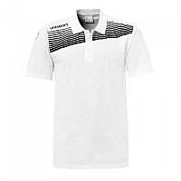 [해외]UHLSPORT Liga 2.0 Polo Shirt White / Black