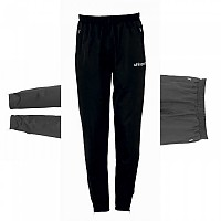[해외]UHLSPORT Classic Pants Women Black / White