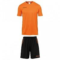 [해외]UHLSPORT Score Kit S/S Fluo Orange / Black