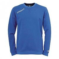 [해외]UHLSPORT Essential Sweatshirt Azurblue