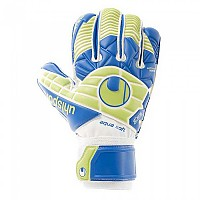 [해외]UHLSPORT Eliminator Aquasoft Rf White / Pacific / Fluo Green
