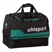 [해외]UHLSPORT Basic Line 2.0 75 L Playersbag Black / Lagoon