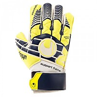 [해외]UHLSPORT Eliminator Soft Sf+ Junior Navy / Fluo Yellow / White