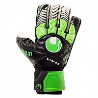 [해외]UHLSPORT Eliminator Supersoft Rf Black / Fluo Green / White