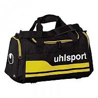 [해외]UHLSPORT Basic Line 2.0 50 L Sportsbag Black /  Cornyellow