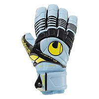[해외]UHLSPORT Eliminator Absolutgrip Hn Blue / Black Ice / Fluo Yellow