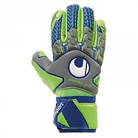 [해외]UHLSPORT Tensiongreen Absolutgrip HN Dark Grey / Fluo Green / Navy