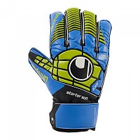 [해외]UHLSPORT Eliminator Starter Soft Black / Blue / Power Green