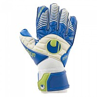 [해외]UHLSPORT Eliminator Aquasoft White / Pacific / Fluo Green