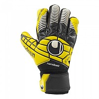 [해외]UHLSPORT Eliminator Handbett Soft Black / Yellow / White