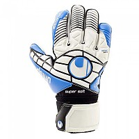 [해외]UHLSPORT Eliminator Supersoft White / Black / Energy Blue