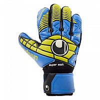 [해외]UHLSPORT Eliminator Supersoft Black / Blue / Power Green