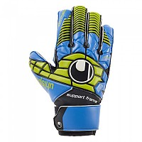 [해외]UHLSPORT Eliminator Soft Sf Junior Black / Blue / Power Green
