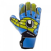 [해외]UHLSPORT Eliminator Soft Pro Black / Blue / Power Green