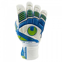 [해외]UHLSPORT Eliminator Handbett Soft White / Navy / Fluo Green