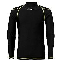 [해외]UHLSPORT Torwarttech Protec. Baselayer Shirt Ls Black / Fluoryellow