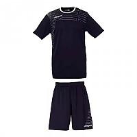 [해외]UHLSPORT Match Team Kit Shirt&Shorts Ss Navy / White