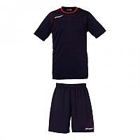 [해외]UHLSPORT Match Team Kit Shirt&Shorts Ss Navy / Red