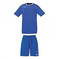 [해외]UHLSPORT Match Team Kit Shirt&Shorts Ss Azurblue / White