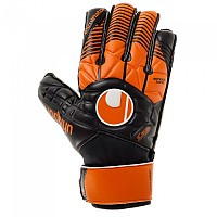 [해외]UHLSPORT Eliminator Soft Advanced Black / Dark Orange / White