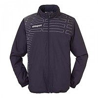 [해외]UHLSPORT Match Coach Jacket Navy 14 / White