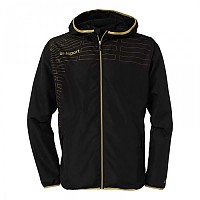 [해외]UHLSPORT Match Presentation Jacket Black / Gold