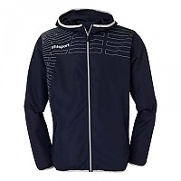 [해외]UHLSPORT Match Presentation Jacket Navy / White