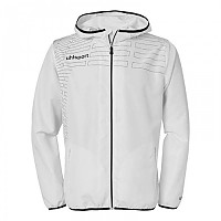 [해외]UHLSPORT Match Presentation Jacket White / Black