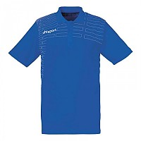 [해외]UHLSPORT Match Polo Shirt Azurblue / White