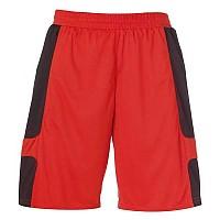 [해외]UHLSPORT Cup Shorts Red / Black