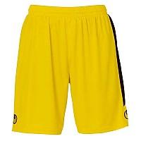 [해외]UHLSPORT Liga Shorts Lime Yellow / Black