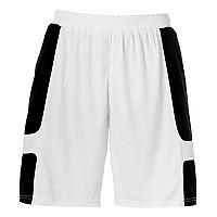 [해외]UHLSPORT Cup Shorts White / Black