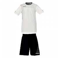 [해외]UHLSPORT Match Team Kit Shirt&Shorts Ss Women White / Black