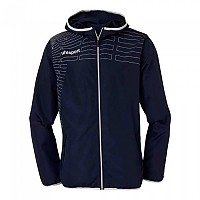 [해외]UHLSPORT Match Presentation Jacket Women Navy / White