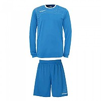 [해외]UHLSPORT Match Team Kitml De Mujer Cyan / White