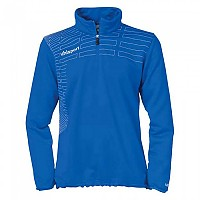 [해외]UHLSPORT Match 1/4 Zip Top Women Azurblue / White
