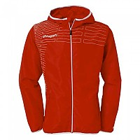 [해외]UHLSPORT Match Presentation Jacket Women Red / White