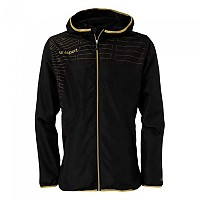 [해외]UHLSPORT Match Presentation Jacket Women Black / Gold