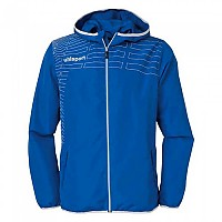 [해외]UHLSPORT Match Presentation Jacket Women Azurblue / White