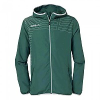 [해외]UHLSPORT Match Presentation Jacket Women Lagoon / White